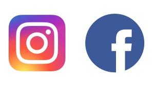 facebook et instagramme